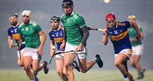 Limerick's Conor Boylan in action against Tipperary earlier this month. Photograph: Ken Sutton/Inpho