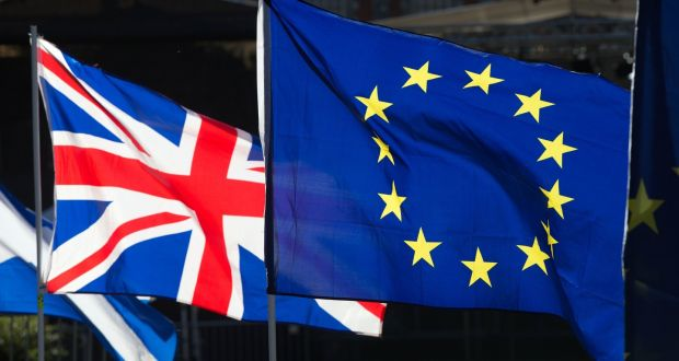 EU sources have indicated that  if the British government can get what they want  through other means 'they'll accept that the Withdrawal Agreement will not be reopened'. Photograph: PA