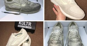 Ireland's first professional sneaker care company is called Kultur.