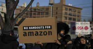Amazon New York move an unlikely victim of globalisation