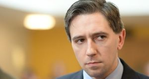 Minister for Health Simon Harris. File photograph: Cyril Byrne/The Irish Times