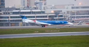 Flybmi said all flights were cancelled from Saturday. File photograph: Nicolas Economou/NurPhoto via Getty Images