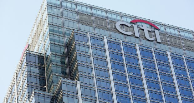 Citigroup makes offer to buy London skyscraper HQ for €1 37 bn