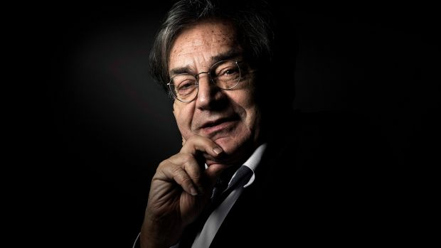 French writer and philosopher Alain Finkielkraut. Photograph: Joël Saget/AFP/Getty Images
