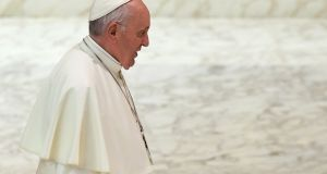 The public acknowledgement by Pope Francis that nuns have been sexually abused by priests and bishops, is a welcome advance where that issue is concerned. Photograph: Tiziana Fabi/AFP/Getty Images