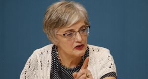 Findings from the ongoing review, including indications that crimes were covered up, were outlined in a briefing note sent to Minister for Children Katherine Zappone. Photograph: Nick Bradshaw