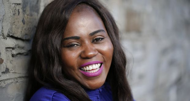 Local election candidate Ellie Kisyombe. Photograph: Nick Bradshaw/The Irish Times