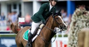 Shane Sweetnam and Ireland finished fourth in Florida. Photograph: Tommy Dickson/Inpho