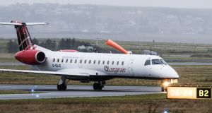 Loganair is interested in operating the Derry to London Stansted route.