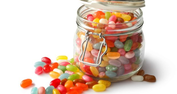 456f9774f039 Jumping jelly beans - so many ingredients