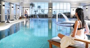 The deal includes complimentary access to the centre's thalassotherapy pool and thalasso spa treatments
