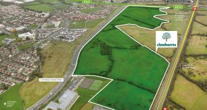 Plans for Clonburris, between Lucan and Clondalkin, envisage a new town of about 21,000 people in 8,400 homes