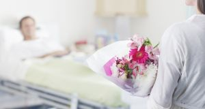 Most of Ireland's main hospitals now ban or advise against visitors bringing flowers as gifts, citing concerns over hygiene, allergies, water spillages, vase breakages, a lack of space and creating extra work for nurses.