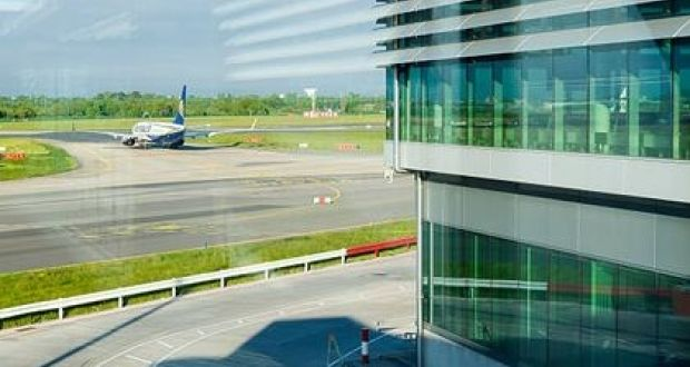 Dublin Airport. Under EU rules the appointment of a noise regulator is required before the commissioning of the proposed second runway at the  airport. Photograph: Getty Images