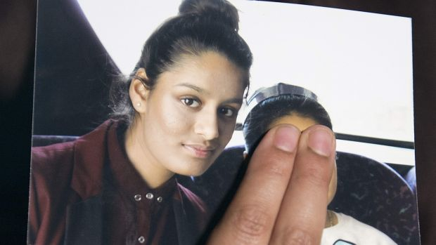 Shamima Begum viewed beheading videos and those glorifying Isis fighters. Photograph: Laura Lean/AFP/Getty Images