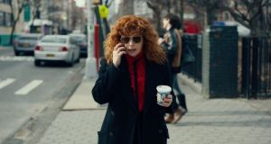 Natasha Lyonne in Russian Doll. Photograph: Netflix