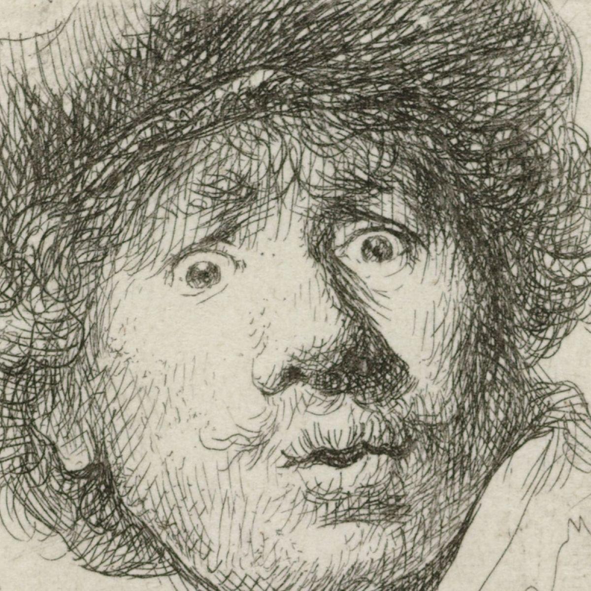 Art Nouveau In Het Rijksmuseum.Rembrandt The First Great Selfie Artist