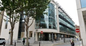 Medtronic moved its corporate headquarters to Ireland in 2015. Photograph: Alan Betson