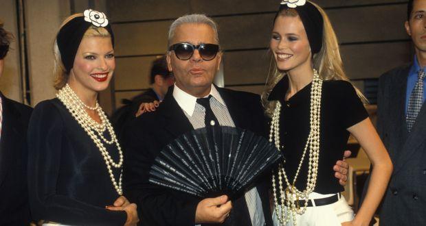 Karl Lagerfeld \u0027A genius, always kind\u0027 \u2014 Victoria Beckham