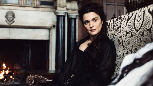 Rachel Weisz in a scene from The Favourite. Photograph: Fox Searchlight