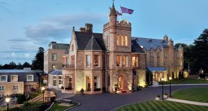 Culloden Estate: five-star hotel's 'Luxury on the Lough' experience is priced €227 per room