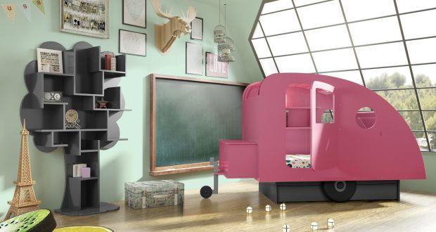 Eight interior design ideas for children\'s rooms