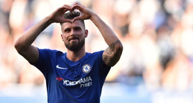 check out b7700 14605 Chelsea's Olivier Giroud waiting on fate of driving licence ...