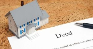 Can the bank legally keep these deeds as the apartment is worth more than the loan on it? Photograph: iStock