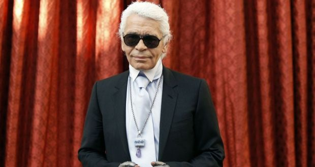 1e891febb2 Karl Lagerfeld has died aged 85. Photograph  Jacky Naegelen AFP
