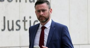 Brendan Smith, who was convicted in 2017 of bid-rigging in contracts won for the company he worked for, Aston Carpets & Flooring. Photograph: Collins Courts