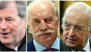 Irish tycoons JP McManus,  Dermot Desmond and John Magnier first invested in Barchester 25 years ago.