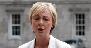 Minister for Employment Affairs Regina Doherty said that without JobPath they would not have 5.3 per cent unemployment which had dropped from 15.7 per cent Photograph: Cyril Byrne/The Irish Times