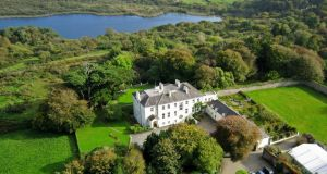 Liss Ard estate near Skibbereen in west Cork is going for  €5m