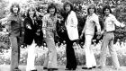 The Miami Showband, killed in a Troubles bomb in 1975. From left: Stephen Travers, Tony Geraghty, Ray Millar, Brian McCoy, Fran O'Toole, Des Lee