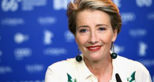Emma Thompson has pulled out of the large-scale animated film. Photograph: Vittorio Zunino Celotto/Getty Images