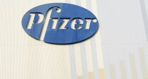Pfizer  accepted a request by the Workplace Relations Commission not to take any immediate action in relation to pension changes for some 900 workers. Photograph: iStock