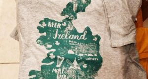 Paddy's Day t-shirts: Offensive, or just a bit of fun?