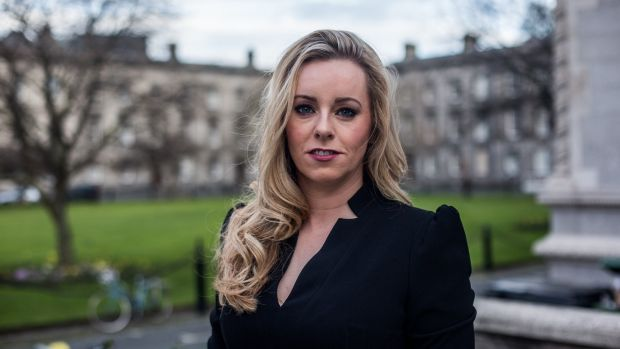 "Solicitor Muireann Dennehy: ""There was a growing anti-Irish sentiment because of the fact that the 'backstop' was causing a delay or disrupting the Brexit process."" Photograph: James Forde"