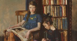 Lot 13: 'Double Portait of Two Girls' by Margaret Clarke (€20,000-€30,000) is among the artwork that was seen as too unorthodox in earlier decades, but now takes centre stage at Whyte's auction