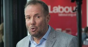 Derek Hatton, who has been suspended from the British Labour Party just days after being readmitted. Photograph: Stefan Rousseau/PA Wire