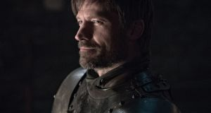 Eagle-eyed fans have  noticed Jaime Lannister sporting some surprising armour, in a Game of Thrones photo released by HBO