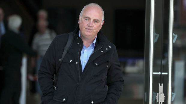 David Drumm pictured in 2018. Photograph: Brian Lawless/PA Wire