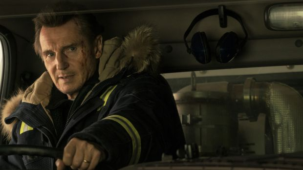 New this week: Liam Neeson in Cold Pursuit