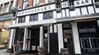 Receivers are entitled to an injunction requiring a publican to vacate a Dublin city centre premises, O'Donoghue's of Suffolk Street, so it can be used to help pay off a €6 million debt, the High Court has ruled, but a stay has been put on the order. Photograph: Tom Honan