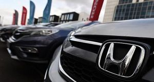 The announcement that Honda is to close its Swindon plant raises much larger questions about how the British economy will weather the shocks of a hard or no-deal Brexit. Photograph: Andy Rain/EPA