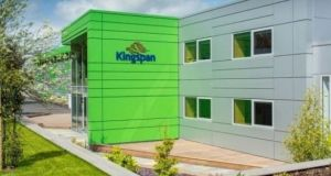 Kingspan's sales last year were driven by acquisitions, as underlying growth touched 5 per cent and currency fluctuations wiped 3 per cent off the top line