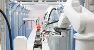 The report found process plant operators  office, secretarial, administrative support and customer service jobs are among those most at risk of automation. Photograph: iStock