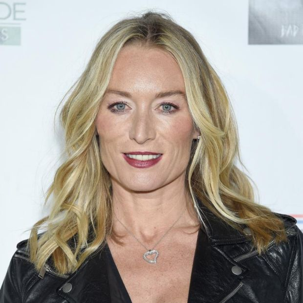 Victoria Smurfit at the Oscar Wilde Awards. Photograph: Gregg DeGuire/Getty