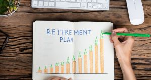 With fewer than half  of all workers having a workplace or private pension, and concerns over the future viability of the State pension, the need for a supplementary savings is seen as essential. Photograph: iStock