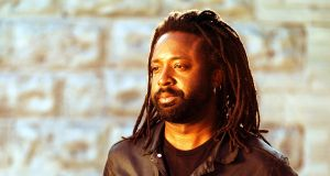 Marlon James: genre distinctions are essentially meaningless. Photograph: Bryan Derballa/The New York Times